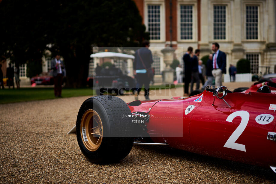 Spacesuit Collections Image ID 211114, James Lynch, Concours of Elegance, UK, 04/09/2020 12:21:54