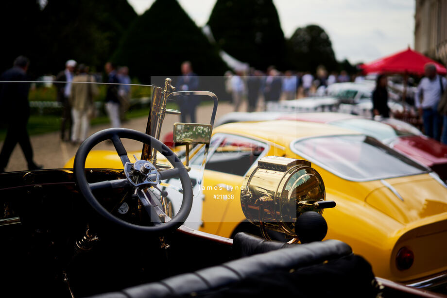Spacesuit Collections Image ID 211138, James Lynch, Concours of Elegance, UK, 04/09/2020 11:41:23