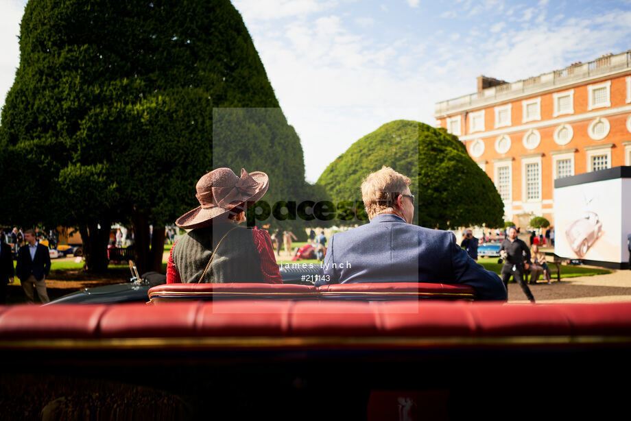 Spacesuit Collections Image ID 211143, James Lynch, Concours of Elegance, UK, 04/09/2020 11:05:49