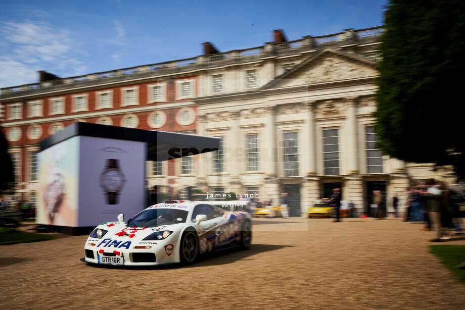 Spacesuit Collections Image ID 211149, James Lynch, Concours of Elegance, UK, 04/09/2020 11:02:40
