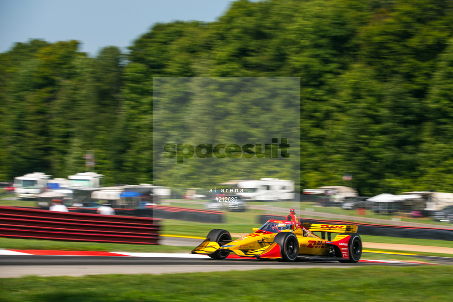 Spacesuit Collections Image ID 212686, Al Arena, Honda Indy 200 at Mid-Ohio, United States, 12/09/2020 11:33:32
