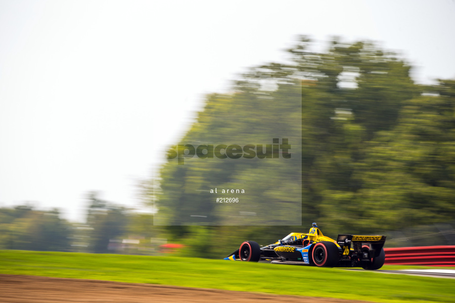 Spacesuit Collections Image ID 212696, Al Arena, Honda Indy 200 at Mid-Ohio, United States, 12/09/2020 11:50:15