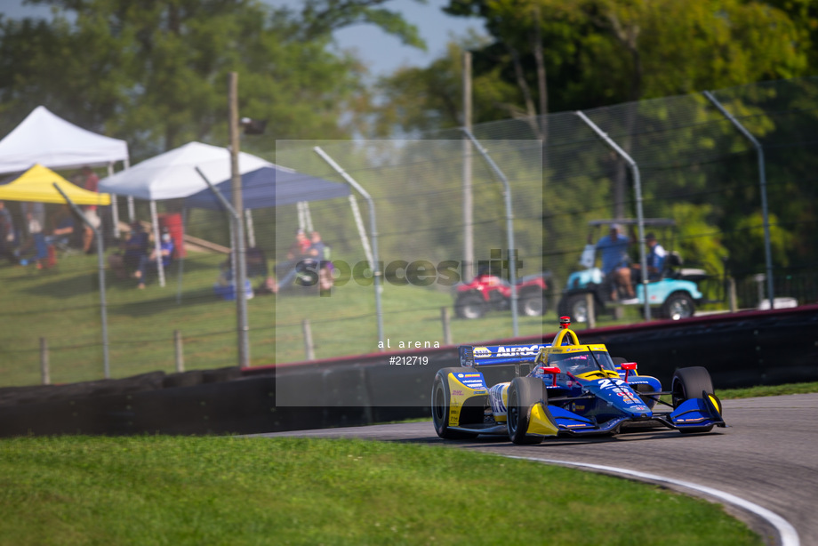 Spacesuit Collections Image ID 212719, Al Arena, Honda Indy 200 at Mid-Ohio, United States, 12/09/2020 11:08:27