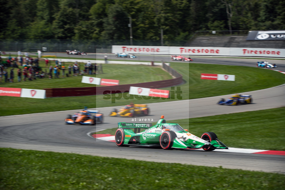 Spacesuit Collections Image ID 212728, Al Arena, Honda Indy 200 at Mid-Ohio, United States, 12/09/2020 13:12:43