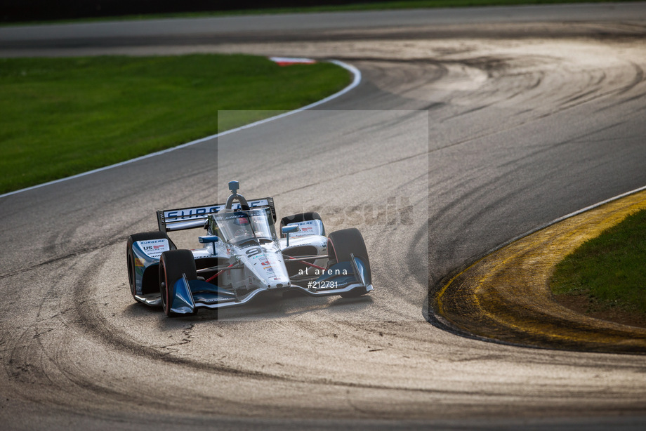 Spacesuit Collections Image ID 212731, Al Arena, Honda Indy 200 at Mid-Ohio, United States, 12/09/2020 18:24:57