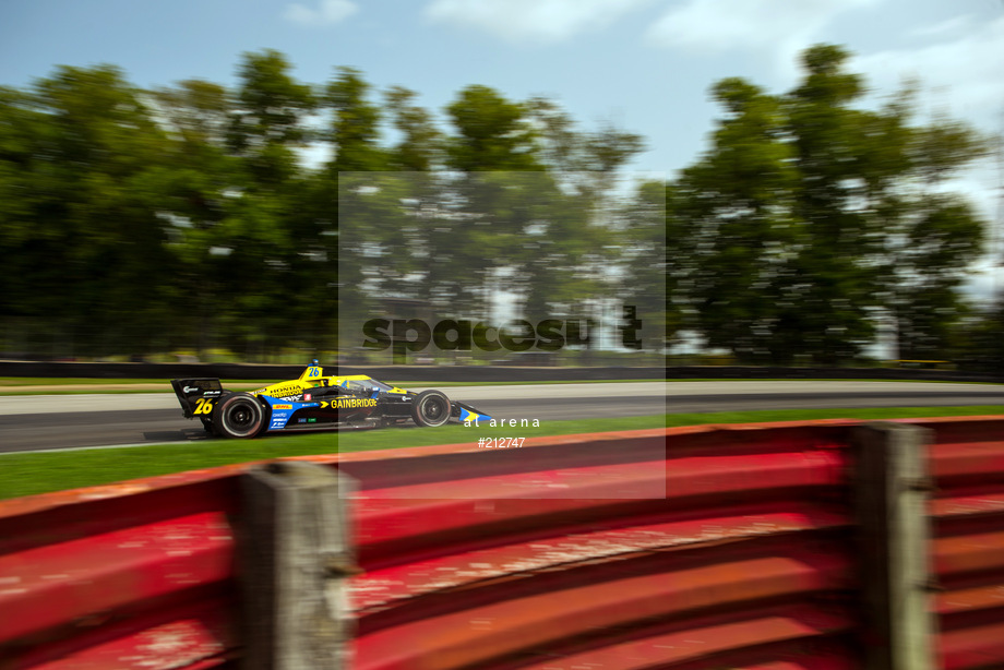 Spacesuit Collections Image ID 212747, Al Arena, Honda Indy 200 at Mid-Ohio, United States, 13/09/2020 13:54:44