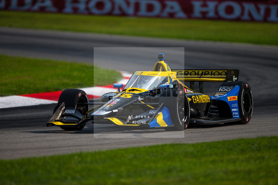 Spacesuit Collections Image ID 212749, Al Arena, Honda Indy 200 at Mid-Ohio, United States, 12/09/2020 10:46:24