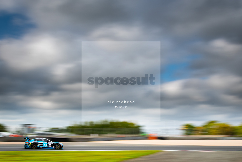 Spacesuit Collections Image ID 212952, Nic Redhead, British GT Donington Park, UK, 19/09/2020 09:01:34