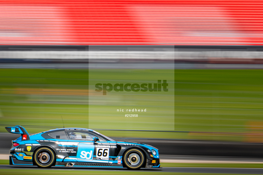 Spacesuit Collections Image ID 212958, Nic Redhead, British GT Donington Park, UK, 19/09/2020 09:14:18