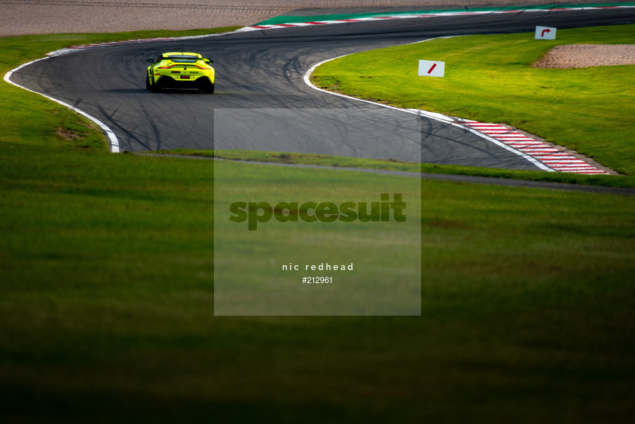 Spacesuit Collections Image ID 212961, Nic Redhead, British GT Donington Park, UK, 19/09/2020 09:29:06