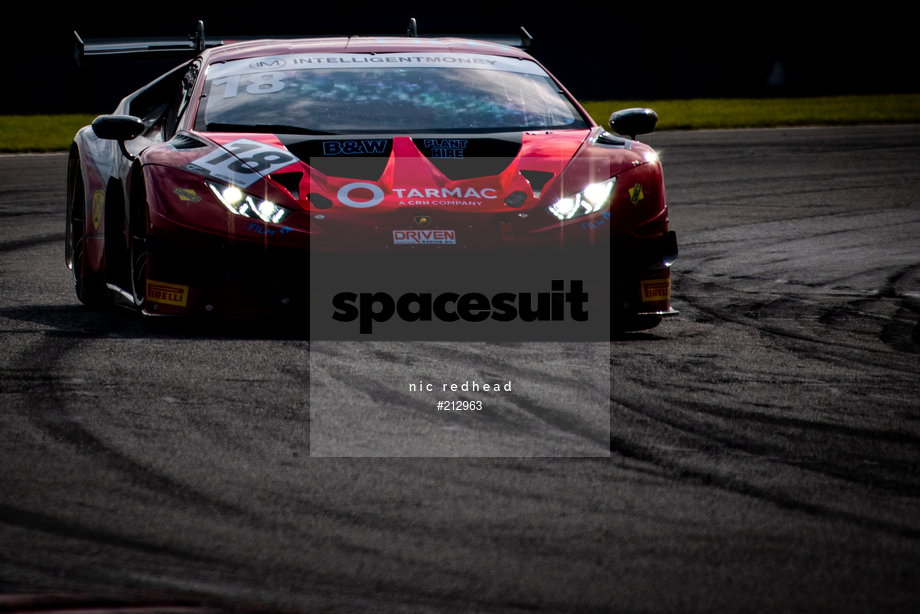 Spacesuit Collections Image ID 212963, Nic Redhead, British GT Donington Park, UK, 19/09/2020 09:39:56