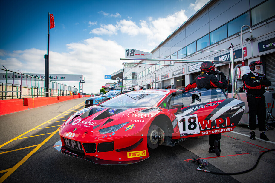 Spacesuit Collections Image ID 213004, Nic Redhead, British GT Donington Park, UK, 20/09/2020 11:23:58