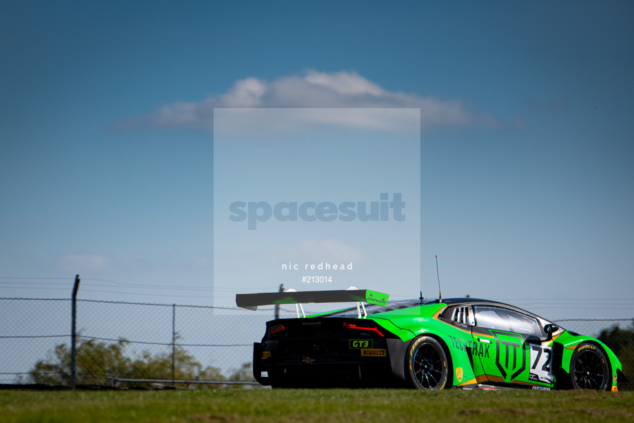 Spacesuit Collections Image ID 213014, Nic Redhead, British GT Donington Park, UK, 20/09/2020 13:22:37
