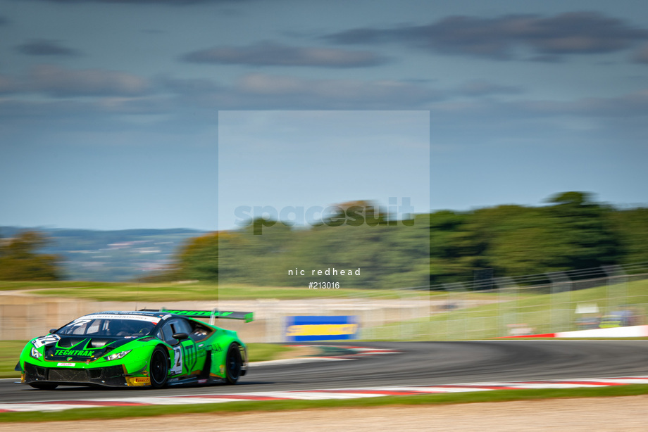 Spacesuit Collections Image ID 213016, Nic Redhead, British GT Donington Park, UK, 20/09/2020 13:34:46