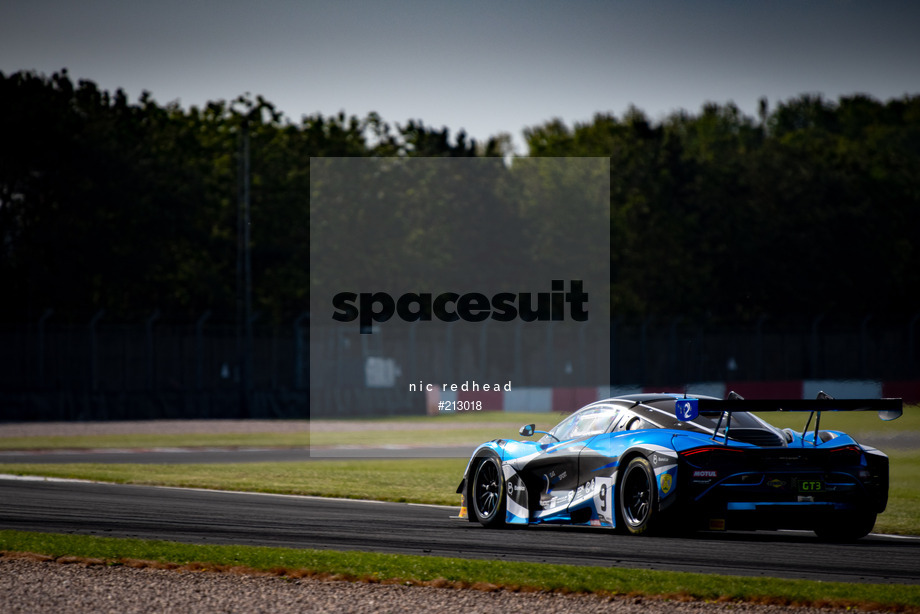 Spacesuit Collections Image ID 213018, Nic Redhead, British GT Donington Park, UK, 20/09/2020 13:41:29