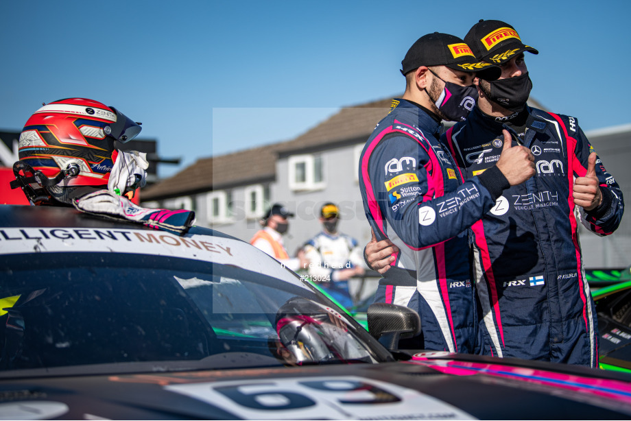 Spacesuit Collections Image ID 213024, Nic Redhead, British GT Donington Park, UK, 20/09/2020 14:50:47