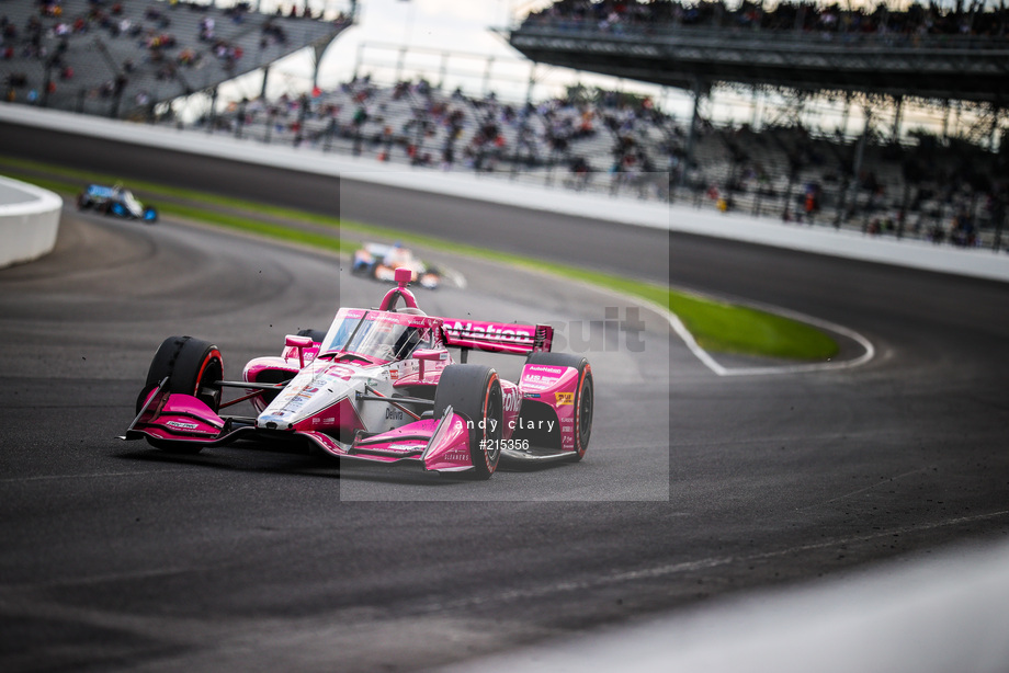 Spacesuit Collections Image ID 215356, Andy Clary, INDYCAR Harvest GP Race 2, United States, 03/10/2020 14:50:57