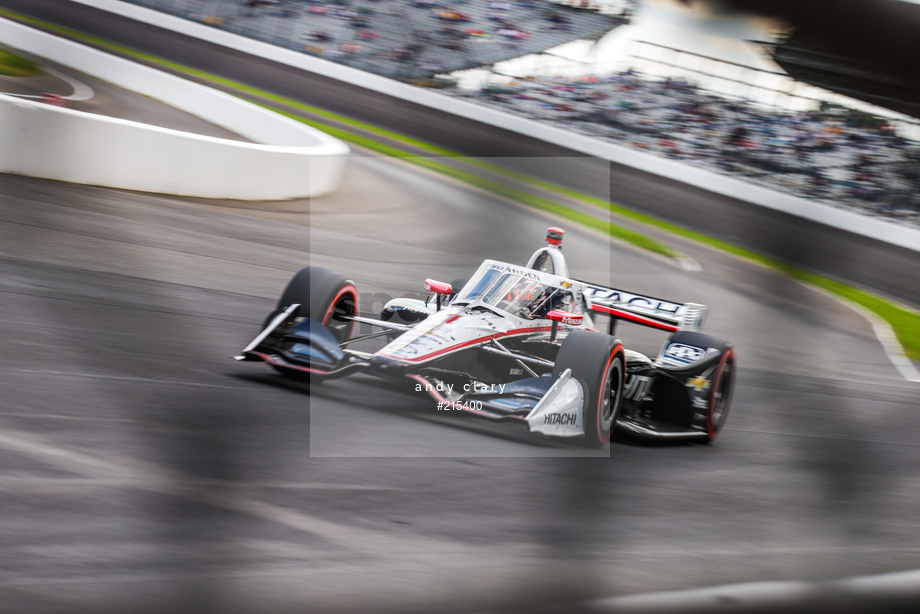Spacesuit Collections Image ID 215400, Andy Clary, INDYCAR Harvest GP Race 2, United States, 03/10/2020 14:52:00
