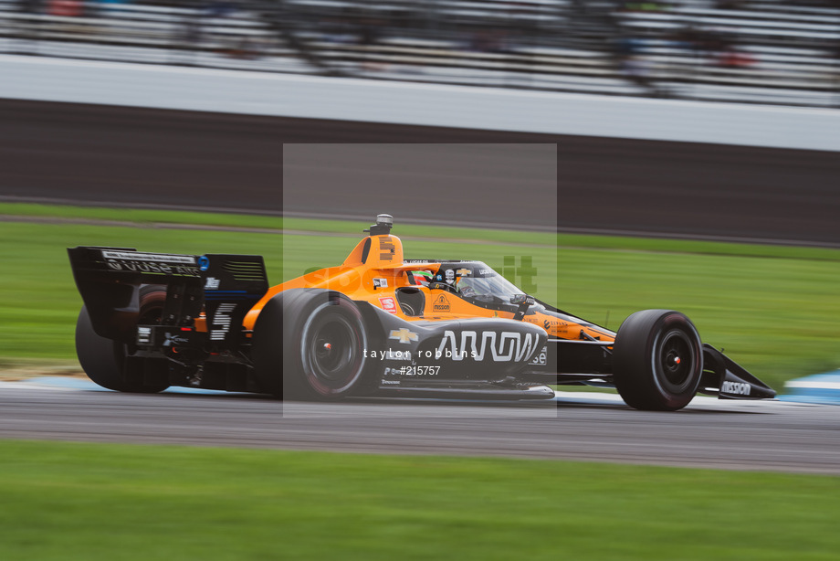 Spacesuit Collections Image ID 215757, Taylor Robbins, INDYCAR Harvest GP Race 2, United States, 03/10/2020 15:22:53