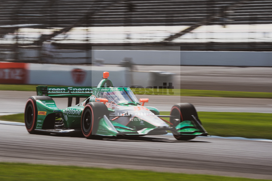 Spacesuit Collections Image ID 215781, Taylor Robbins, INDYCAR Harvest GP Race 2, United States, 03/10/2020 14:42:26