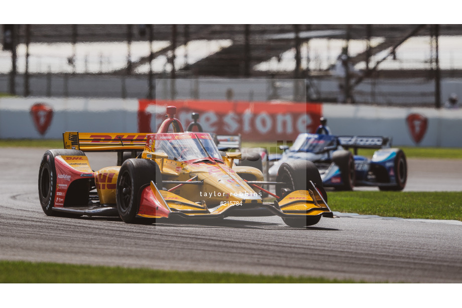 Spacesuit Collections Image ID 215784, Taylor Robbins, INDYCAR Harvest GP Race 2, United States, 03/10/2020 14:41:27