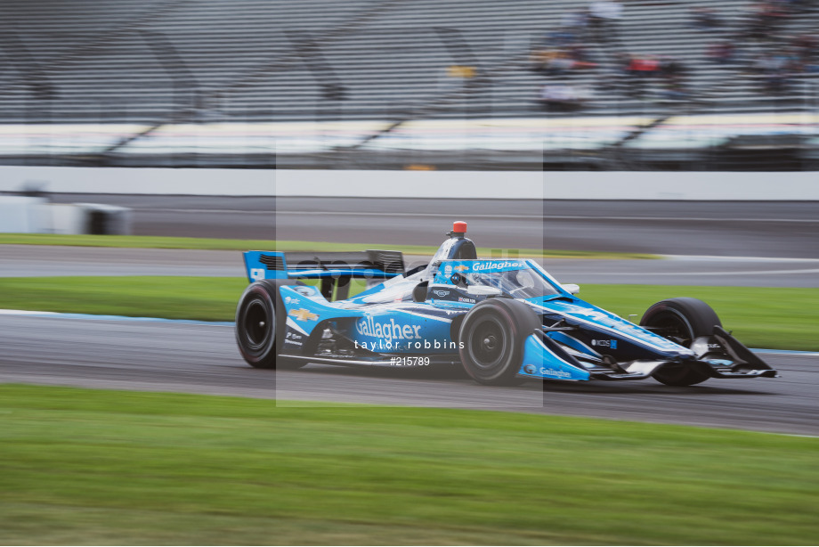 Spacesuit Collections Image ID 215789, Taylor Robbins, INDYCAR Harvest GP Race 2, United States, 03/10/2020 14:37:55