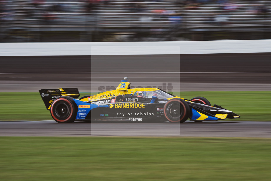 Spacesuit Collections Image ID 215790, Taylor Robbins, INDYCAR Harvest GP Race 2, United States, 03/10/2020 14:36:34