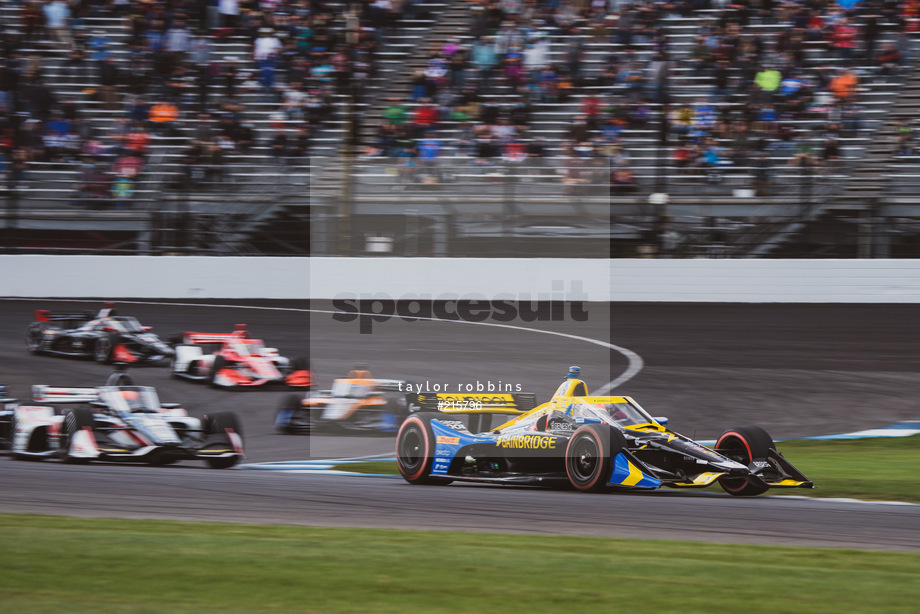 Spacesuit Collections Image ID 215796, Taylor Robbins, INDYCAR Harvest GP Race 2, United States, 03/10/2020 14:35:20
