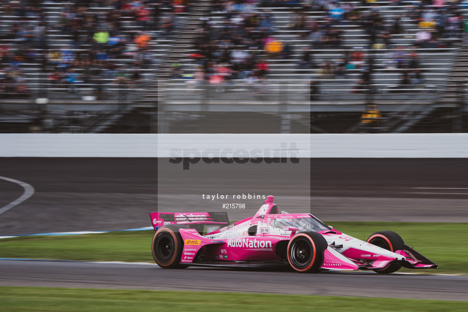 Spacesuit Collections Image ID 215798, Taylor Robbins, INDYCAR Harvest GP Race 2, United States, 03/10/2020 14:35:18