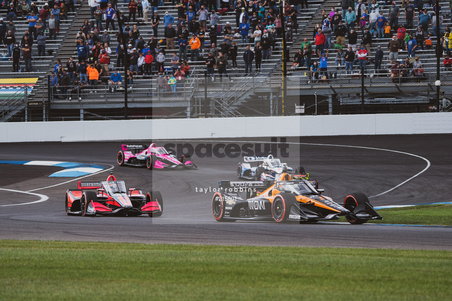 Spacesuit Collections Image ID 215801, Taylor Robbins, INDYCAR Harvest GP Race 2, United States, 03/10/2020 14:34:01