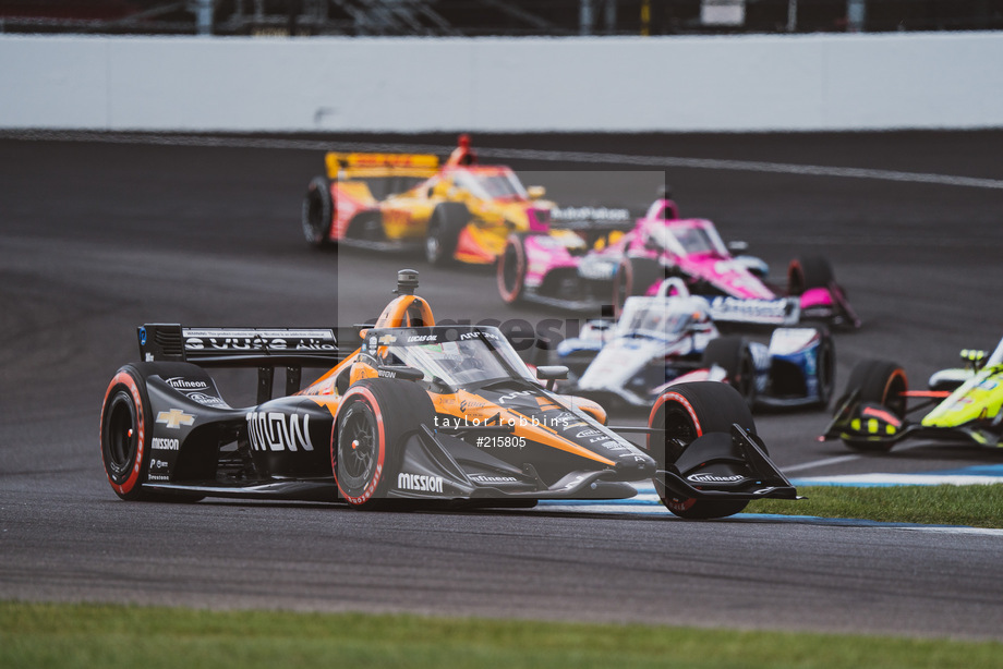 Spacesuit Collections Image ID 215805, Taylor Robbins, INDYCAR Harvest GP Race 2, United States, 03/10/2020 14:32:49