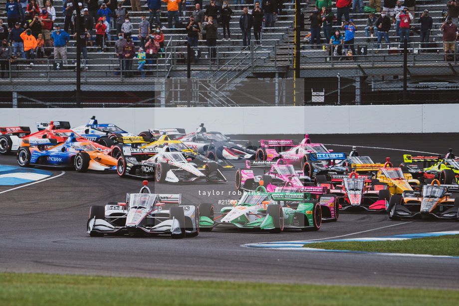 Spacesuit Collections Image ID 215807, Taylor Robbins, INDYCAR Harvest GP Race 2, United States, 03/10/2020 14:31:34