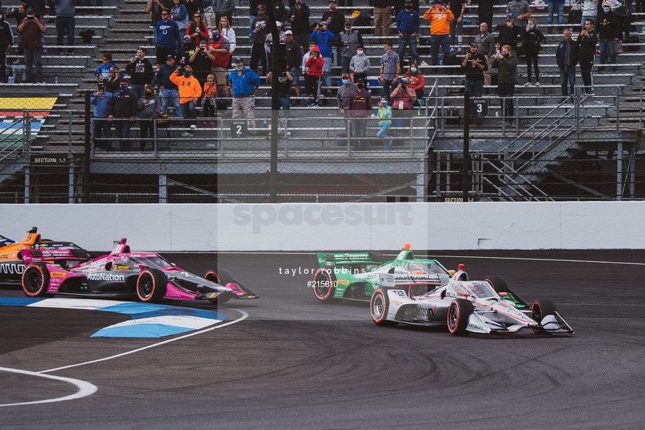 Spacesuit Collections Image ID 215810, Taylor Robbins, INDYCAR Harvest GP Race 2, United States, 03/10/2020 14:31:32