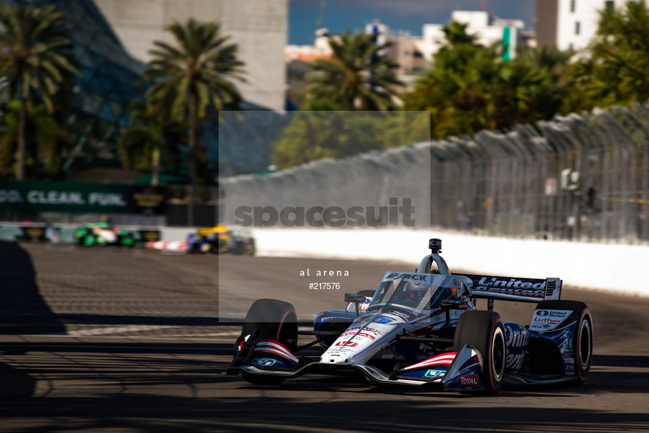 Spacesuit Collections Image ID 217576, Al Arena, Firestone Grand Prix of St Petersburg, United States, 25/10/2020 10:55:05