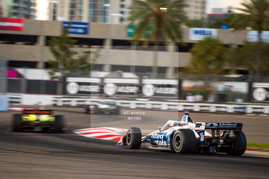 Spacesuit Collections Image ID 217580, Al Arena, Firestone Grand Prix of St Petersburg, United States, 25/10/2020 14:52:22