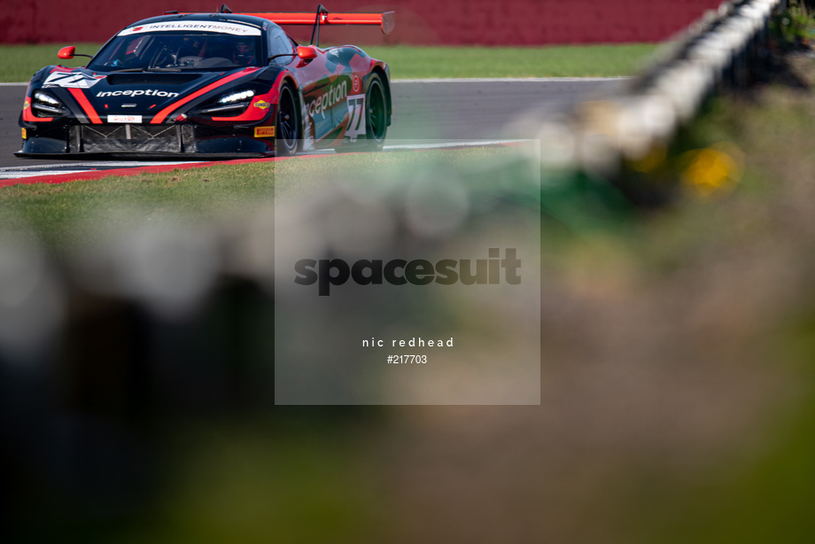 Spacesuit Collections Image ID 217703, Nic Redhead, British GT Silverstone 500, UK, 07/11/2020 11:51:34