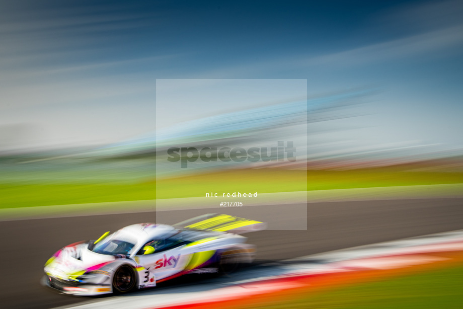 Spacesuit Collections Image ID 217705, Nic Redhead, British GT Silverstone 500, UK, 07/11/2020 12:00:14