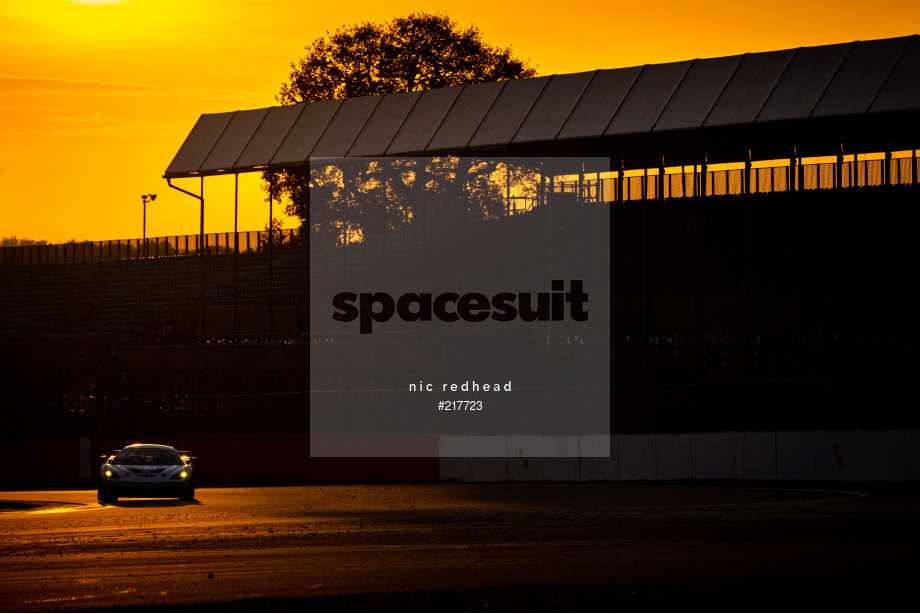 Spacesuit Collections Image ID 217723, Nic Redhead, British GT Silverstone 500, UK, 07/11/2020 15:48:57