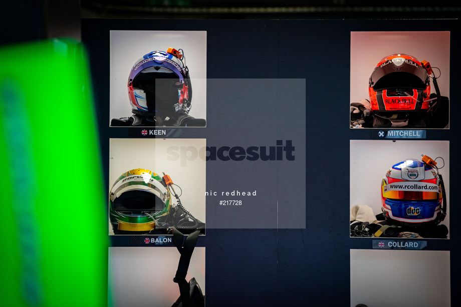 Spacesuit Collections Image ID 217728, Nic Redhead, British GT Silverstone 500, UK, 08/11/2020 09:19:27