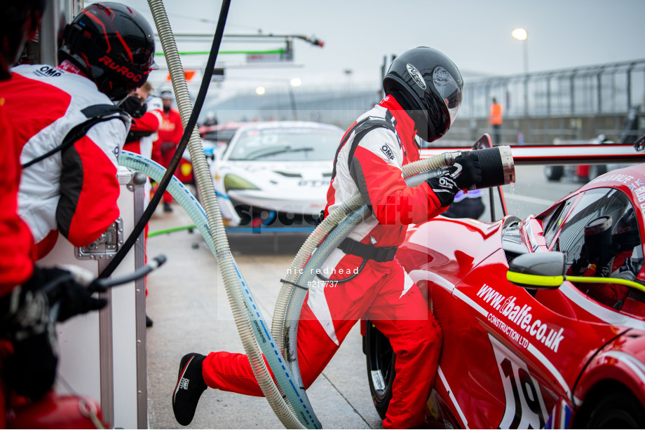 Spacesuit Collections Image ID 217737, Nic Redhead, British GT Silverstone 500, UK, 08/11/2020 10:33:00