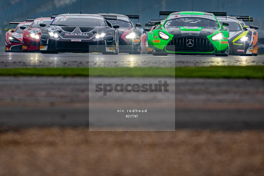 Spacesuit Collections Image ID 217747, Nic Redhead, British GT Silverstone 500, UK, 08/11/2020 13:13:39