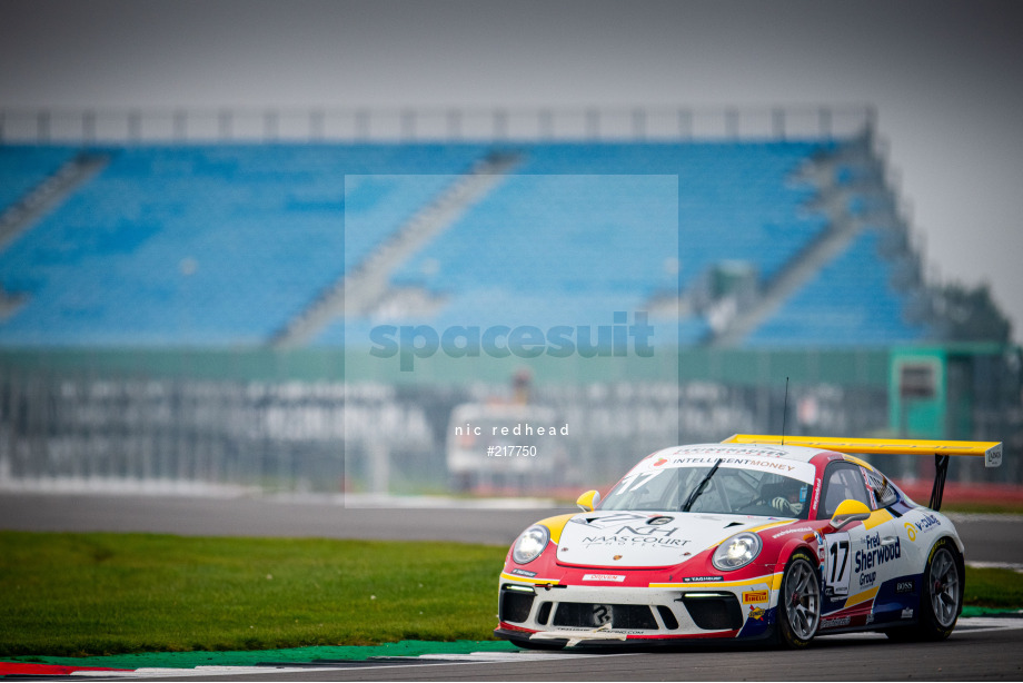 Spacesuit Collections Image ID 217750, Nic Redhead, British GT Silverstone 500, UK, 08/11/2020 13:46:29