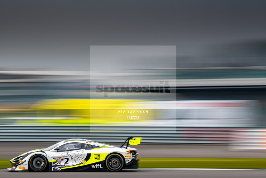 Spacesuit Collections Image ID 217753, Nic Redhead, British GT Silverstone 500, UK, 08/11/2020 14:36:51