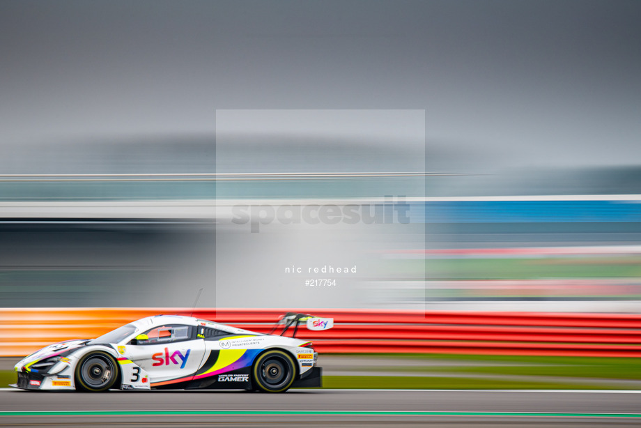 Spacesuit Collections Image ID 217754, Nic Redhead, British GT Silverstone 500, UK, 08/11/2020 14:37:07