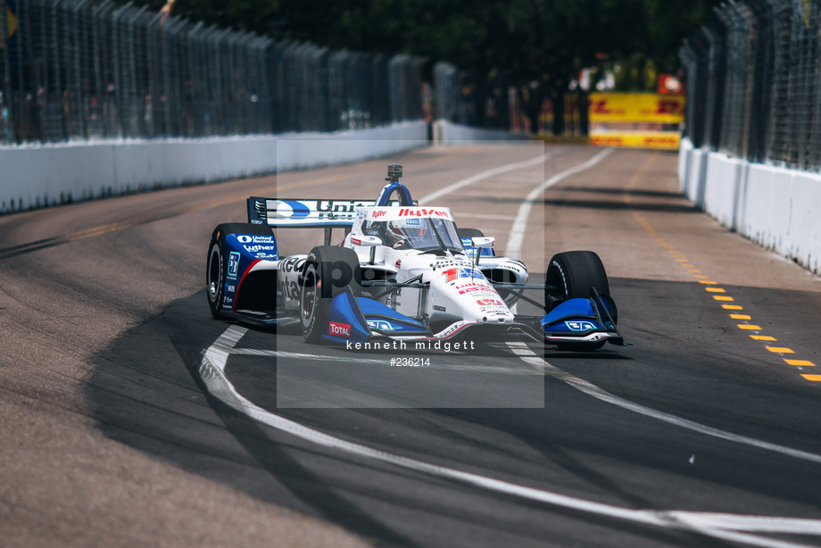 Spacesuit Collections Image ID 236214, Kenneth Midgett, Firestone Grand Prix of St Petersburg, United States, 24/04/2021 13:08:25