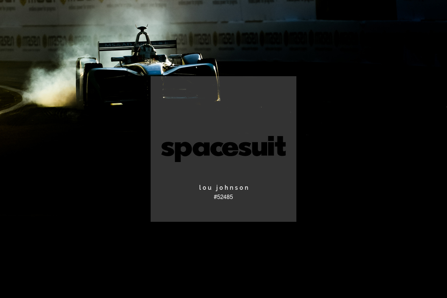 Spacesuit Collections Image ID 52485, Lou Johnson, Marrakesh ePrix, Morocco, 13/01/2018 08:07:55