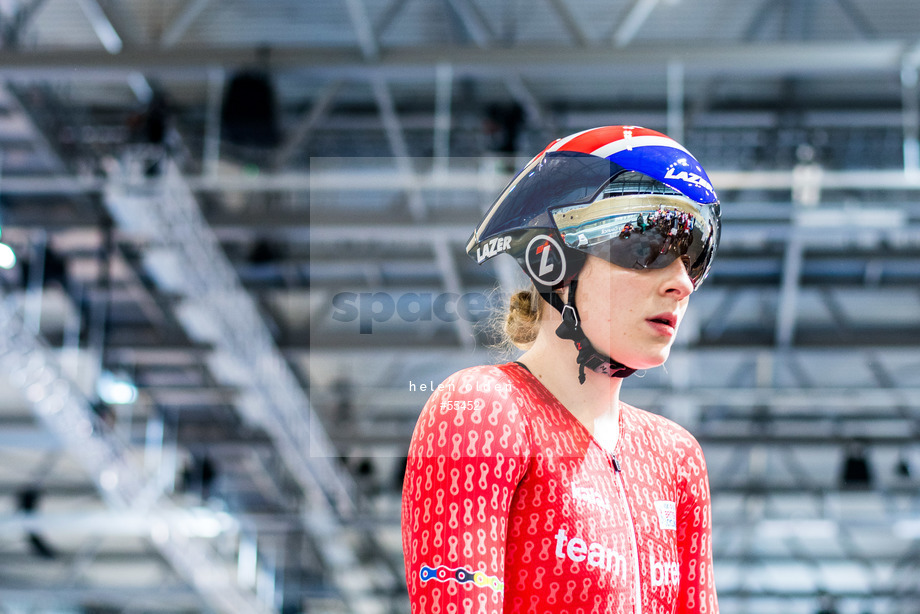 Spacesuit Collections Image ID 55452, Helen Olden, British Cycling National Omnium Championships, UK, 17/02/2018 15:06:57