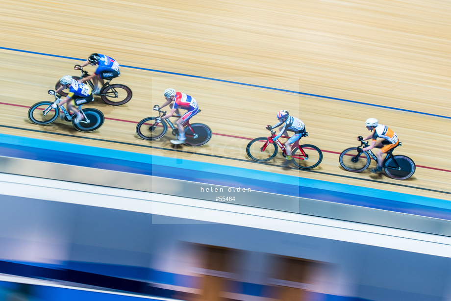 Spacesuit Collections Image ID 55484, Helen Olden, British Cycling National Omnium Championships, UK, 17/02/2018 18:38:34