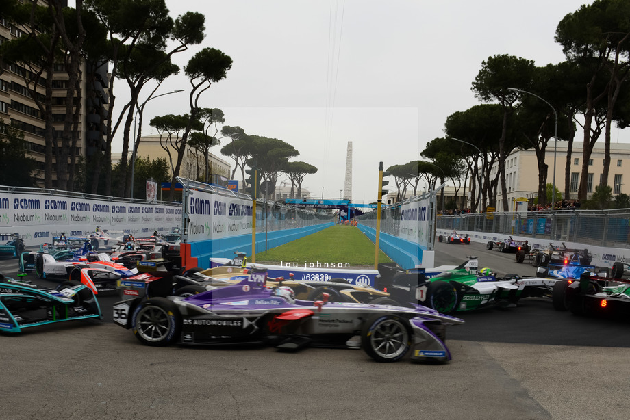 Spacesuit Collections Image ID 63829, Lou Johnson, Rome ePrix, Italy, 14/04/2018 16:06:00