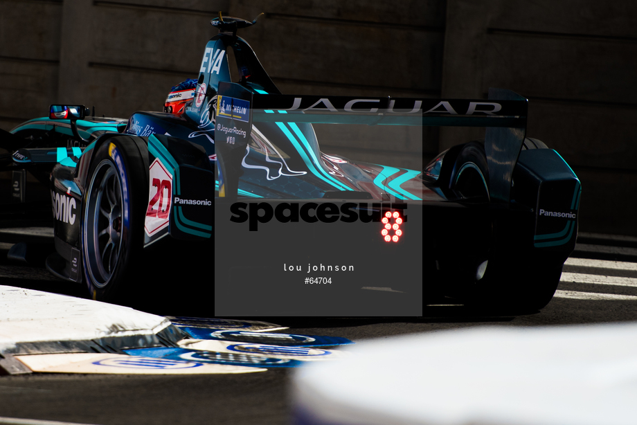Spacesuit Collections Image ID 64704, Lou Johnson, Rome ePrix, Italy, 14/04/2018 10:37:31